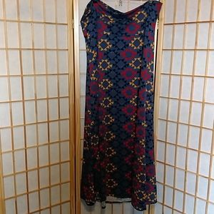 LuLaRoe Simply Comfortable Skirt Size 3X NWT!